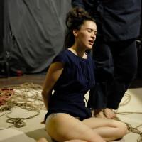 семинар 02.05.2015 Rope : Alek Zander Model : Tanja Hitler Photo : Vlad Gansovsky