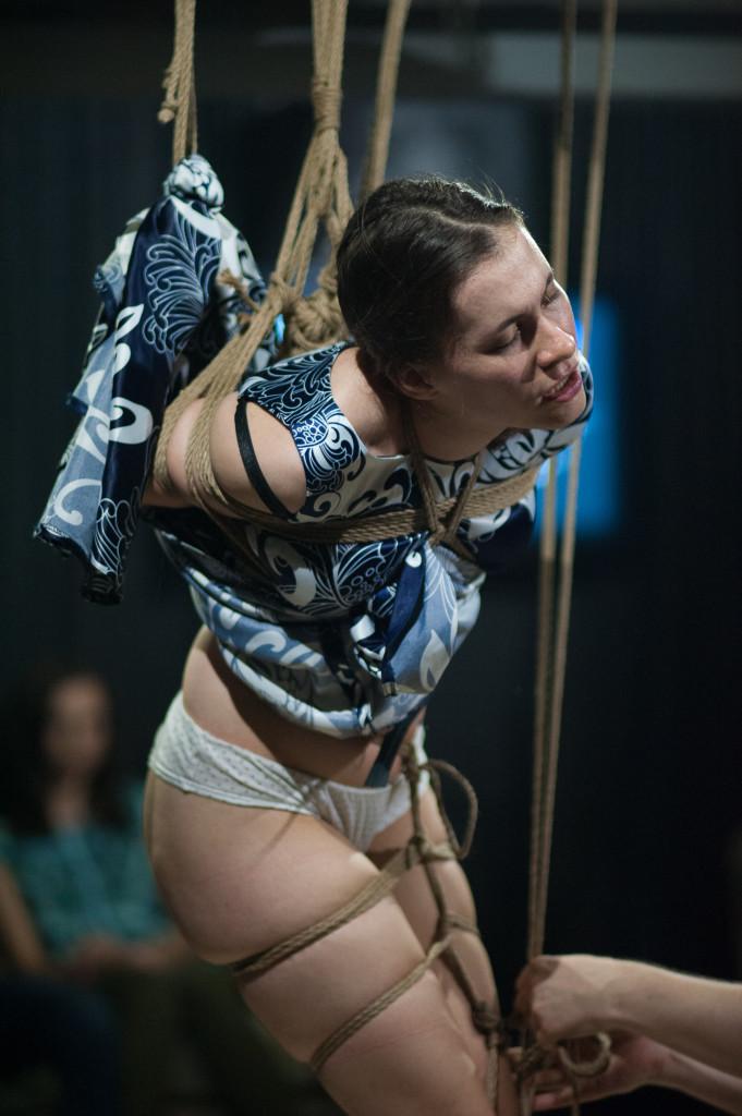 Rope : ALek Zander Model : tanja_hitler
